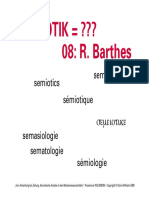 08 Barthes Ppt
