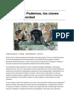 Sinpermiso-Vistalegre II Podemos Los Cisnes Negros y La Verdad-2017!02!13