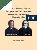 Teoria Westcott - Hort