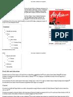 Tony Fernandes - Wikipedia, the free encyclopedia.pdf