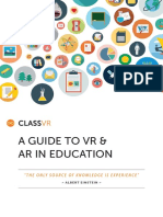ClassVR Whitepaper a Guide to AR VR in Education