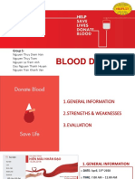 BloodDonation Mr.huan
