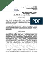 Los VideoJuegos (Causa de Violencia en Niños de 12 a 17) - Universidad México Monterrey.