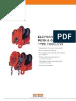 Trolleys Elephant 2016