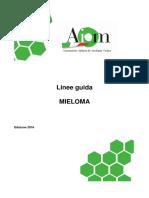 2016 Lg Aiom Mieloma