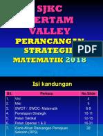 Perancangan-strategik Matematik 2010