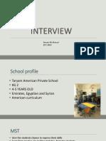 interview - copy