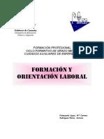 Fol. Formación y Orientación Laboral1