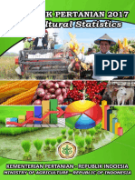 Statistik Pertanian 2017-New