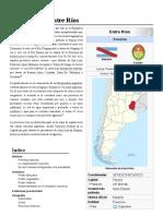 Provincia de Entre Ríos