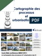 Cartographie Processus Urbanisation SI