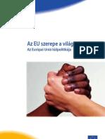 Az EU szerepe a világban