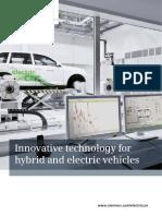 Siemens E-mobility
