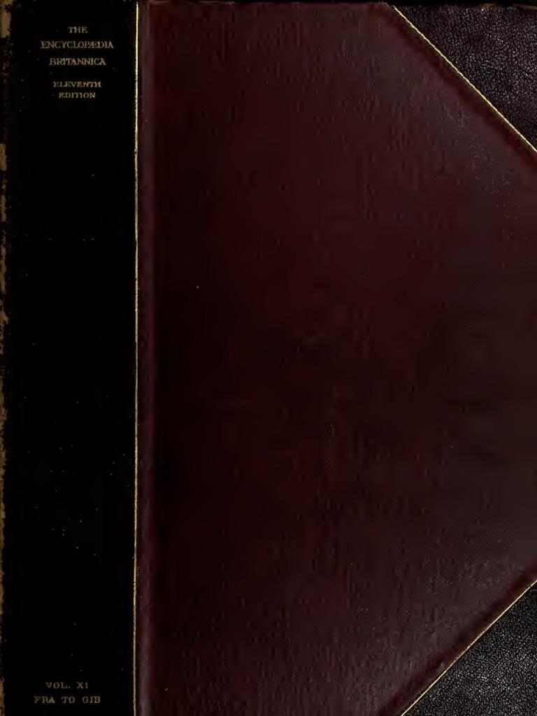 39dbaf6cf6eb Encyclopaedia Brit 11 | University Of Cambridge | University Of Oxford