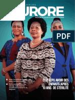 Magazine Aurore  1 er Edition
