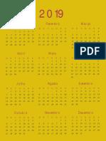 Printable.2018.Calendar