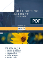 US Floral Gifting Market Research Report by Arizton