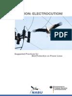 Caution Electrocution