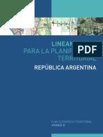 Lineamientos Planificacion Territoria