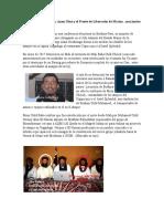 AQMI, Al Mourabitoun, Ansar Dine y el Frente de Liberación de Macina , mas juntos de lo que parece.