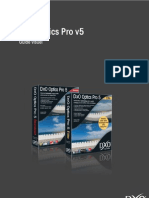 DxO Optics Pro v5 Visual Guide