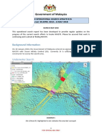 MH370 OPERATIONAL SEARCH UPDATE #15 Period
