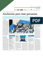 Anchoveta para más peruanos - El Comercio