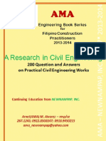 Q&A on Practical CE Works