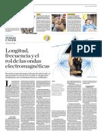 Longitud, Frecuencia y El Rol de Las Ondas Electromagnéticas