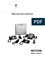 Manual de Netcom Neris 4-8 i6