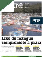 Jornal Metro - Santos - 17.09.2010