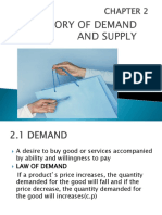 Chapter 2_Demand and Supply