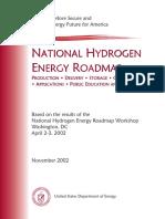National h2 Roadmap