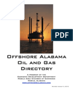Alabama Oil and Gas Directory