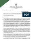Oficina Anticorrupción - Triaca