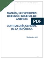 CGR-PY - Manual de Funciones