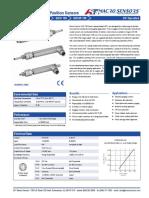 Leane-Macrosensors GHSE 750 Scheda Tecnica Generica