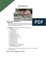 SoCalCross 2010 Riders Guide