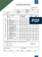Appraisal Form -Supervisory