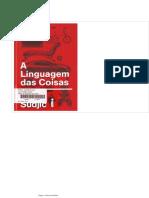 A Linguagem Das Coisas Sudjic Deyan