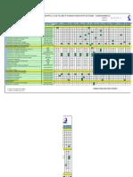Cronograma Plan Capacitaciones