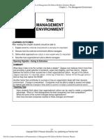 Fundamentals of Management 8th Edition Robbins Solutions Manual