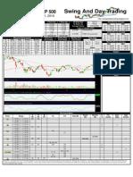 SPY Trading Sheet for Tuesday, September 21, 2010