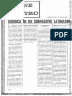 VILDA - MIRANDA Cronica de Un Subversivo Latinoamericano