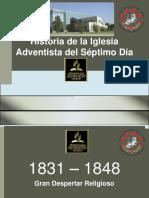 Historia de La IASD