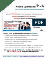 Software Contable Alcaldías -GBS-