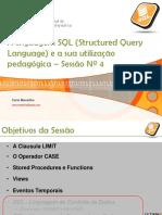 Sessão SQL_N4