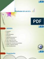 Presentación Programa 5´s