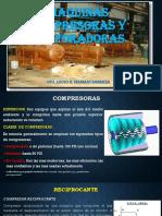 2. Maquinas Compresoras y Perforadoras