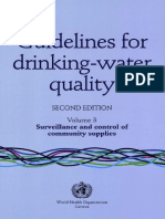 Guidline for Drinking Water Quality
